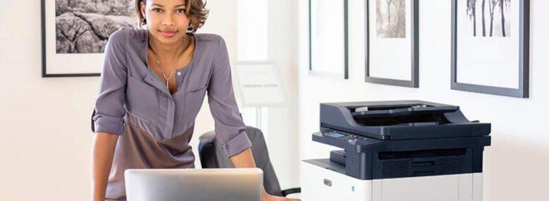 Xerox B1022